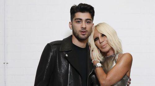 Zayn Malik se lanza a diseñar una colección cápsula con Donatella Versace para el próximo año