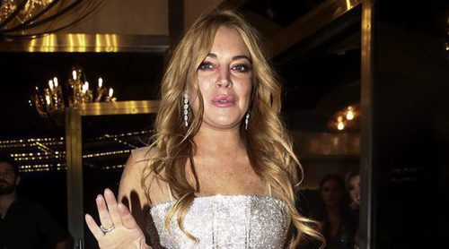 Lindsay Lohan, Adriana Ugarte y Rihanna, entre las peor vestidas de la semana