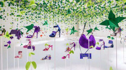 Jimmy Choo se inspira en la naturaleza para su colección primavera/verano 2017