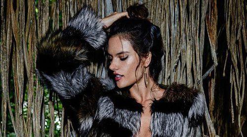 Alessandra Ambrosio vuelve a diseñar en otoño/invierno 2016/2017 para su propia firma