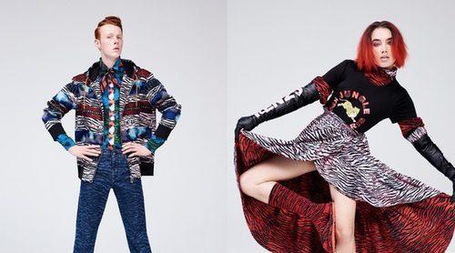 La colaboración más esperada del año ha llegado: Kenzo y H&M llenarán de color el invierno