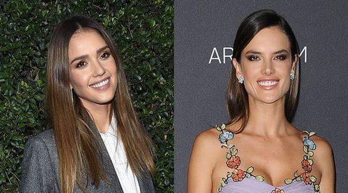 Clara Lago, Jessica Alba y Alessandra Ambrosio se alzan como las mejor vestidas de la semana