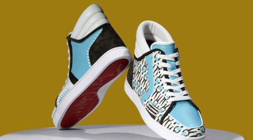 Louboutin lanza unas sneakers en colaboración con Henri Tai con su característica suela roja