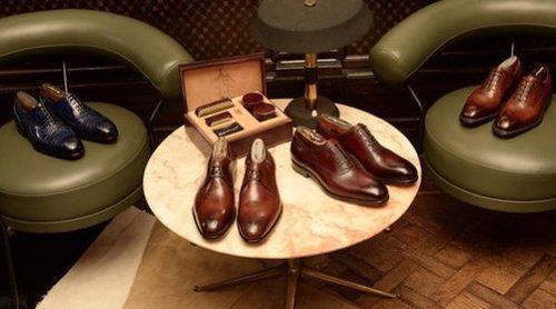 Salvatore Ferragamo ofrece nuevos estilos de calzado personalizable para hombres