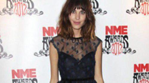 Marina Diamandis, Tali Lennox y Alexa Chung, las mejor vestidas de los NME Awards 2012