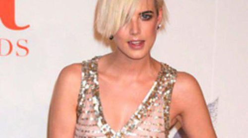 Agyness Deyn mintió sobre su edad para entrar en el mundo de la moda
