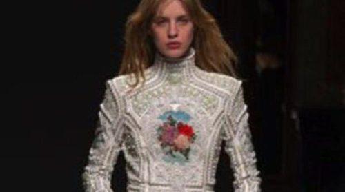 Balenciaga, Givenchy, Thierry Mugler y Balmain ya han desfilado en París