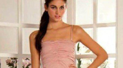 Despliegue de romanticismo para la colección primavera/verano 2012 de Dolores Promesas