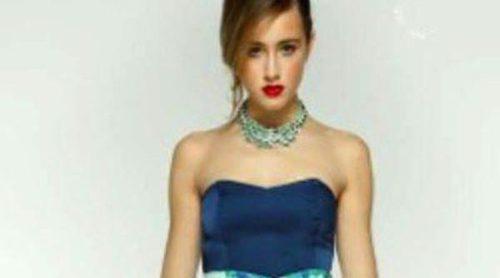 Vestidos de organza en la edición limitada de Dolores Promesas primavera/verano 2012
