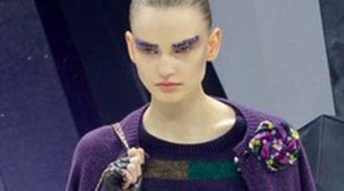 Las propuestas más futuristas llegan a París de la mano de Chanel y Alexander McQueen