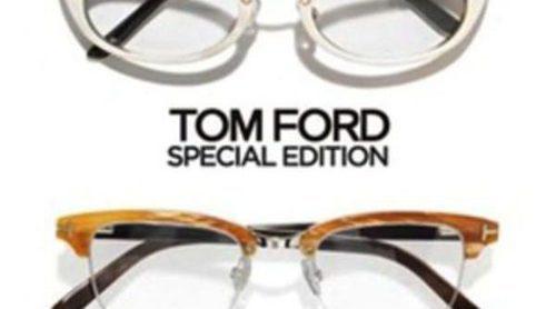Tom Ford crea una nueva línea de gafas ópticas de lujo