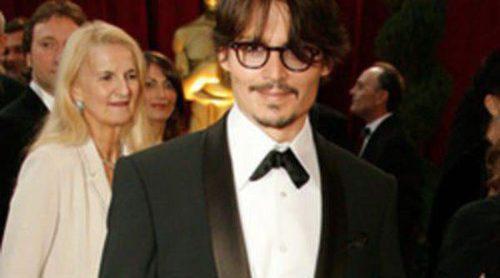 Johnny Depp será premiado como 'Icono de la Moda' en los Premios CFDA 2012