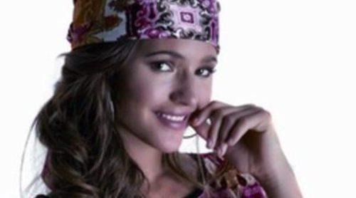 Malena Costa, nueva imagen de Tentazioni
