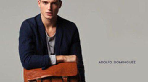 Adolfo Dominguez cuenta con Nikola Jovanovic para su nueva colección masculina