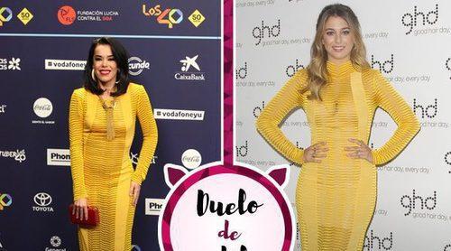Beatriz Luengo y Blanca Suárez vencen a las supersticiones: ¿Quién luce mejor este vestido?