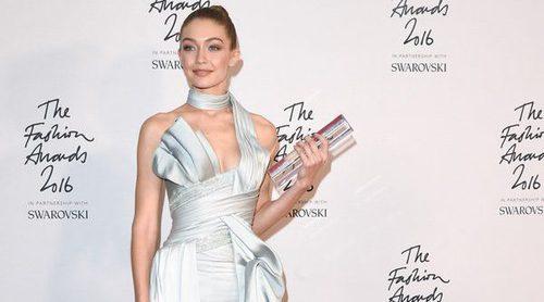 De Gigi Hadid a Olivia Palermo: Repaso a los mejores y peores looks de los British Fashion Awards 2016