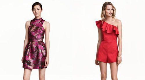 El glamour llega a H&M con una colección Navidad 2016 para todos los gustos