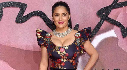 Salma Hayek, Peyton List y Mariah Carey, entre las peor vestidas de la semana