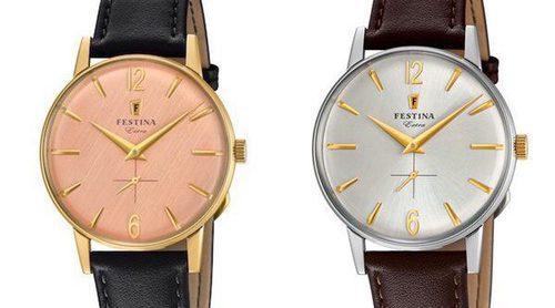 Festina reelabora relojes de su colección más emblemática con diseños atemporales
