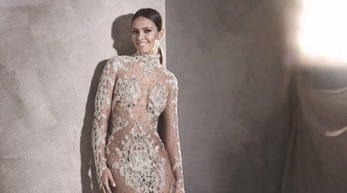 Las claves del vestido de Cristina Pedroche para las Campanadas de Nochevieja 2016