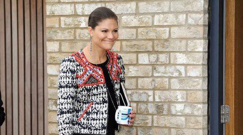 La Princesa Victoria de Suecia diseñará ropa low cost para niños con H&M