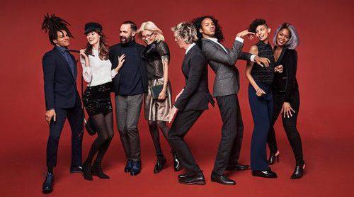 Esprit celebra la Navidad 2016 más diversa con su divertida colección