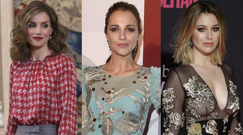 La Reina Letizia, Paula Echevarría y Blanca Suárez elegidas como las mejor vestidas de 2016