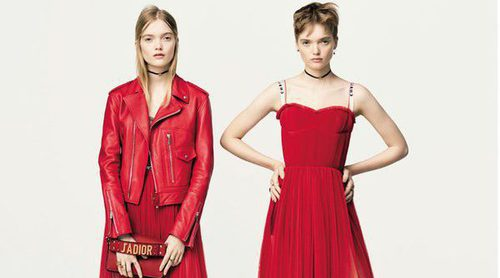Maria Grazia Chiuri lanza su primera colección primavera/verano 2017 con Dior