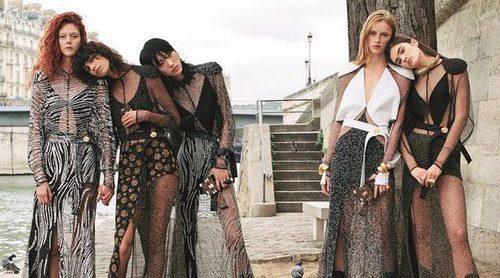 Louis Vuitton viaja a París con la colección 'Series 6' para primavera/verano 2017