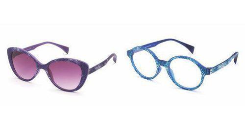 Italia Independent se llena de color con la colección de gafas para niños invierno 2017