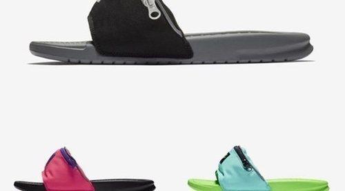 Nike revoluciona el mercado con su nuevo diseño: las 'Benassi Fanny Pack'