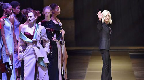 Versace se retira de la Semana de la Alta Costura de París