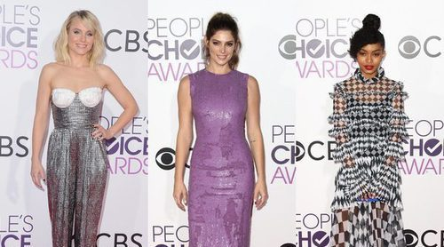 Ashley Greene, Yara Shahidi y Kristen Bell, entre las peor vestidas de los People's Choice Awards 2017