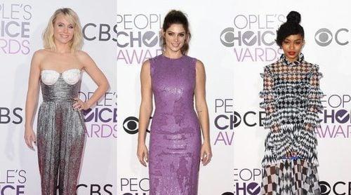 Ashley Greene, Yara Shahidi y Kristen Bell, entre las peor vestidas de los People's Choice Awards 2017