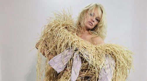 Pamela Anderson, nueva imagen de la primavera/verano 2017 de Vivienne Westwood