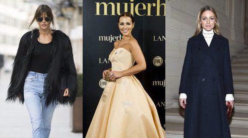 Paula Echevarría, Olivia Palermo y Alessandra Ambrosio, entre las mejor vestidas de la semana