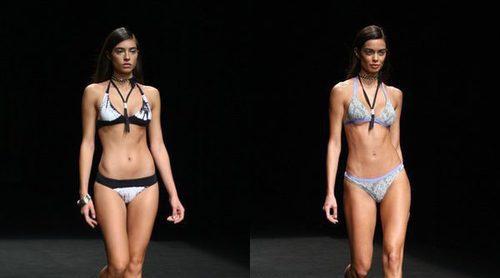 Rocío Crusset y Joana Sanz vuelven a subirse a la pasarela de TCN en la 080 Barcelona Fashion
