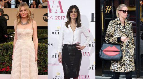 Isabel Jiménez, Nicky Hilton y Kirsten Dunst se alzan como las mejor vestidas de la semana