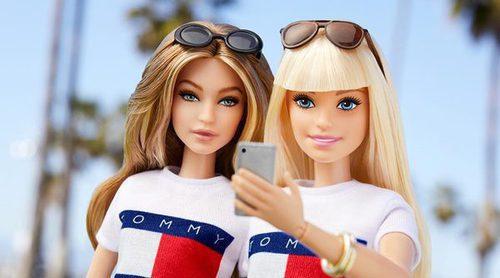 Gigi Hadid se convierte en Barbie para celebrar su segunda colección con Tommy Hilfiger