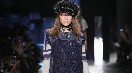 Desigual sube a la New York Fashion Week el estilo punk y retro de su otoño/invierno 2017/2018