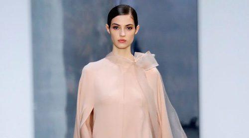 Carolina Herrera, fiel a su elegancia clásica en la New York Fashion Week con el otoño/invierno 2017/2018