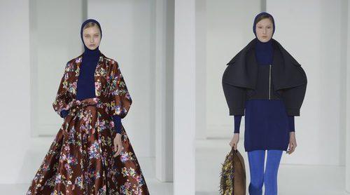 Delpozo lleva el arte Nabi a la New York Fashion Week con su otoño/invierno 2017/2018