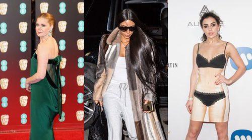 Kim Kardashian, Amy Adams y Charli XCX, entre las peor vestidas de la semana