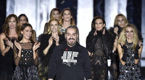 Duyos reúne a diez modelos icónicas en la celebración de su 20 aniversario sobre la Madrid Fashion Week