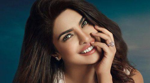 Priyanka Chopra, nueva embajadora de las joyas de Nirav Modi