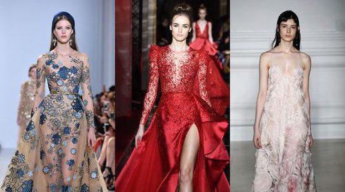 De la pasarela a la alfombra roja: los mejores vestidos de la Alta Costura de París para los Oscar 2017