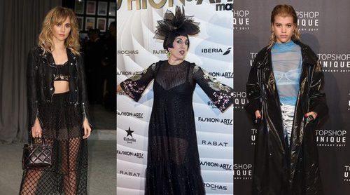 Rossy de Palma, Sofia Richie y Suki Waterhouse, entre las peor vestidas de la semana