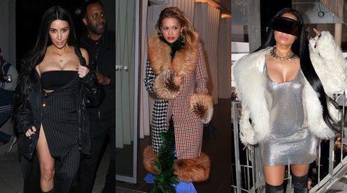 Rita Ora, Kim Kardashian y Nicki Minaj, entre las peor vestidas de la semana