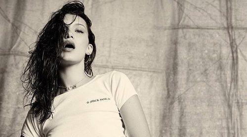 Salen a la luz las primeras imágenes de la colección de Bella Hadid como diseñadora de Chrome Hearts