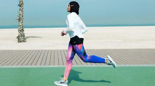Nike presenta el complemento perfecto para las atletas musulmanas: el velo 'Pro Hijab'